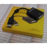 Câble A/V DisplayPort/DVI - LT8611EX - Pour Périphérique audio/vidéo