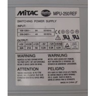 SUN 370-3171-02 - Power Supply MITAC MPU-250REF 250W