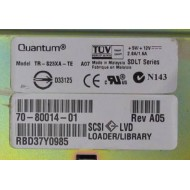 Lecteur Quantum TR-S23XA-TE SCSI/LVD/SE  PN 70-80014-01