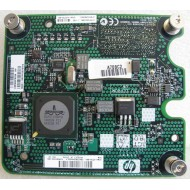 Carte mezzanine  HP NC326m PCI Express Dual Port 1Gb  BladeSystem