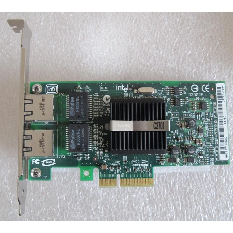 Carte réseau Dell CN-0X3959 1 Gigabit Dual Port PCIe