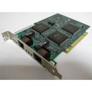 Intel 711269-006 A43584-001 Dual Ethernet 10/100Mbps PCI