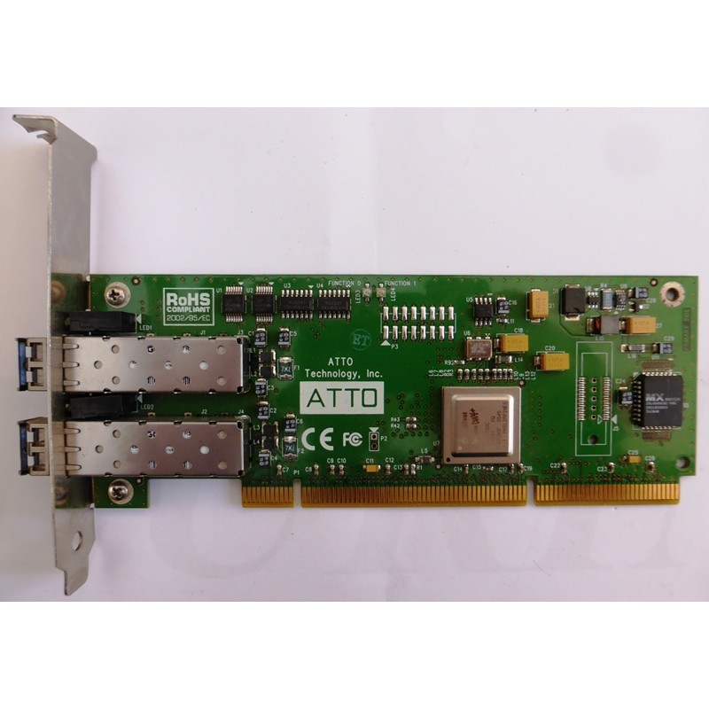 ATTO Celerity FC-42XS Dual FC 4Gbps