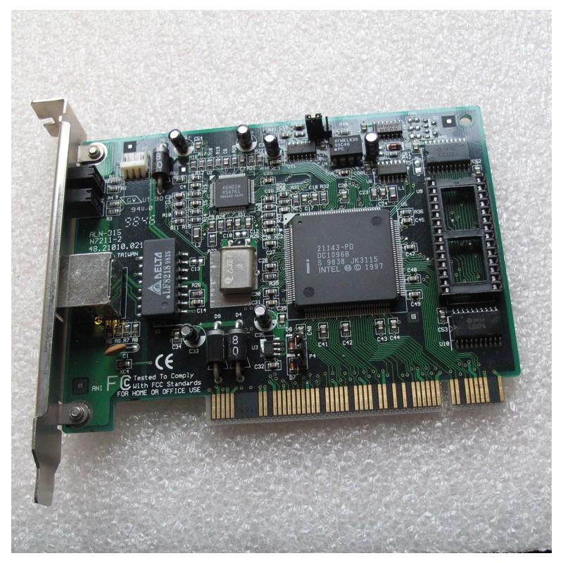 Carte réseau ALN-315 RJ45 10/100 TX