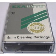 EXABYTE 8MM CLEANING CARTRIDGE