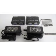 Black Box AC555A-R2 VGA EXTENDER KIT 2PORT LOCAL 2PORT REMOTE