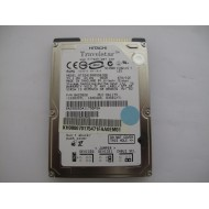 Disque HITACHI HTS541080G9AT00 80Go IDE 5400t 2.5""