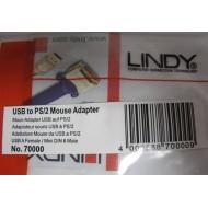 Adaptateur USB PS/2 pour clavier ou souris