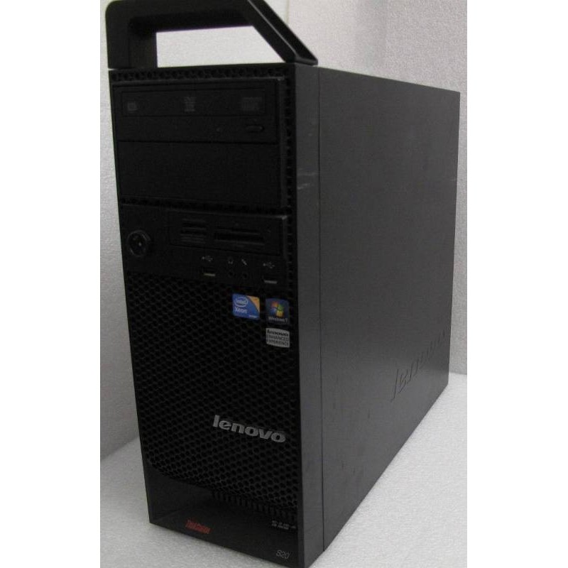 Lenovo ThinkStation S20 Xeon W3550 3.07GHz 8Gb RAM 500Gb HDD