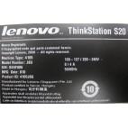 Lenovo ThinkStation E31 8Gb 1To