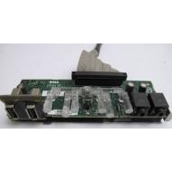 Dell CN-0TP004 Panel USB Audio I/O Power Board Optiplex 780