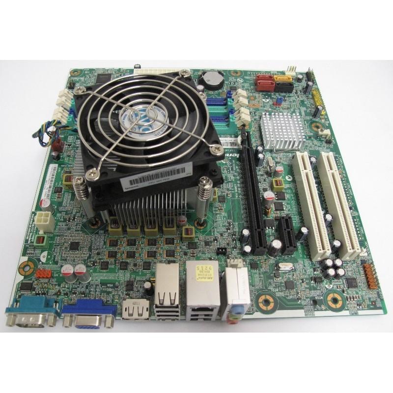 LENOVO 0A75026 Motherboard avec CPU et Ventilateur